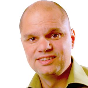 Experten på presentationsteknik Christian Dahlqvist