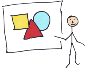 Skapa bättre presentationer med PowerPoint eller Keynote är en föreläsning för din kick-off