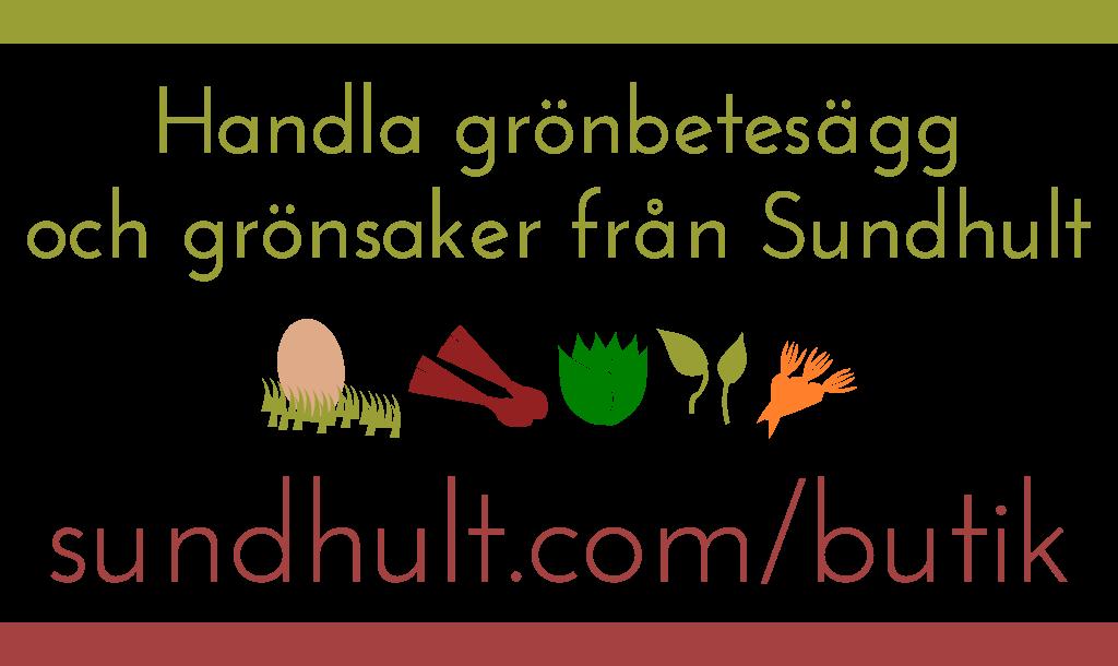 Handla grönbetesägg och grönsaker från Sundhult